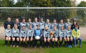 1. Frauen-Mannschaft - Saison 2012 / 2013